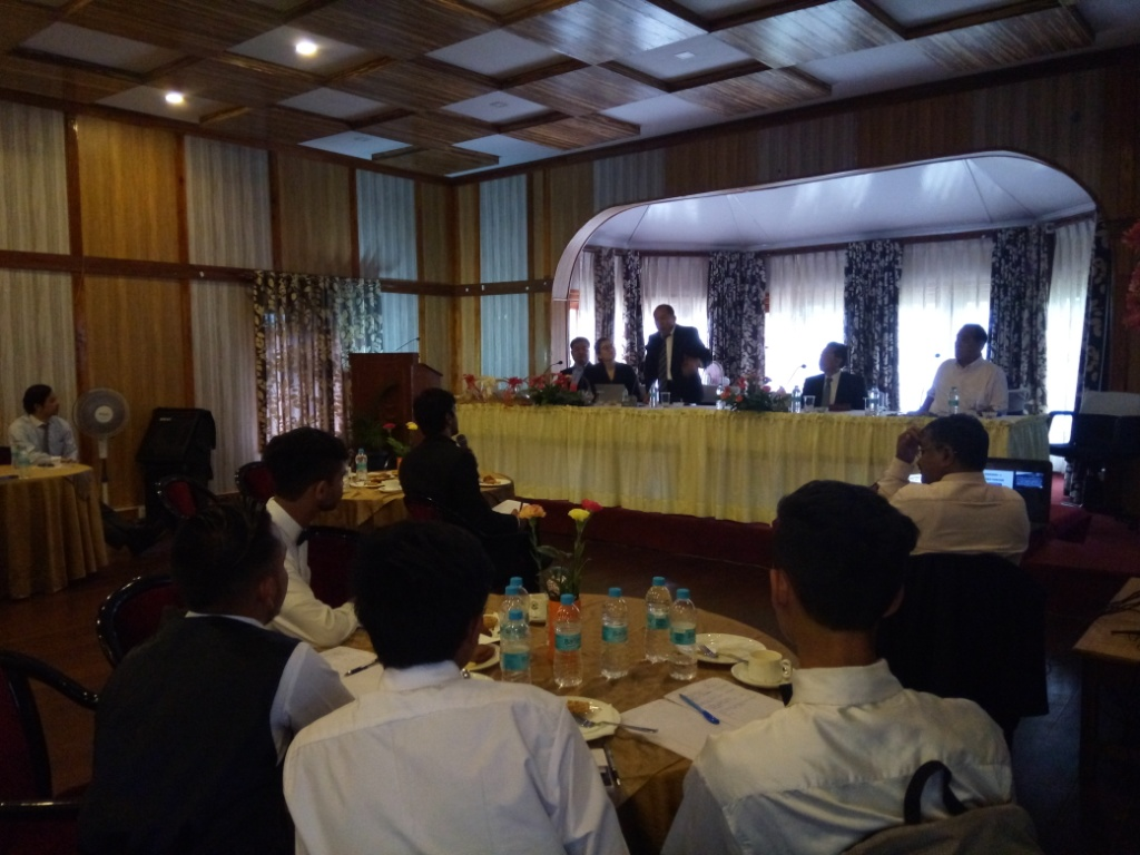 A delegation of recruitment agencies from Japan led by Asian Development Bank (ADB) officials were on a two day visit to Shillong on the 8th and 9th of June, 2018 for skill based employment opportunities in Japan. 